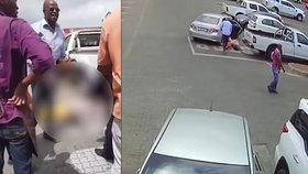 Nutná obrana? Zloděj se mu pokusil ukrást tašku. Muž ho na místě zastřelil!