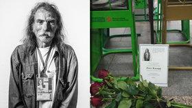 Smutná zpráva zasáhla Pražany: Známý prodejce Nového Prostoru Petr z »Ípáku« podlehl nemoci