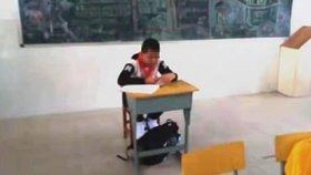 Chlapce (13) s rakovinou posadil učitel do rohu. Bál se, že je nakažlivý
