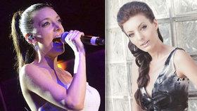 Zpěvačka Dasha, která září ve StarDance: Na playback nezpívám. Nikdy!
