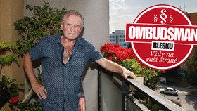 Pan František (67) si poranil meniskus, pojišťovna  mu vzkazuje: Nechte si vrtat koleno! Co na to Ombudsman Blesku?