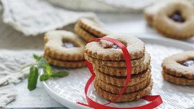 Nejlepší vánoční cukroví? Připravíte ho podle našich receptů!