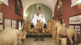 Jaká je historie vánočního stromku a ozdob? Zjistíte to v Muzeu Karlova mostu