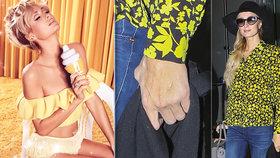 Paris Hilton po rozchodu: Zahodila prsten za 2 miliony a svlékla se pro gaye!