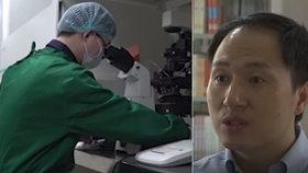 Vědec geneticky upravil miminka! Dvojčata mají speciální obranu! Ohavné, bouří se vědci