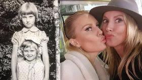 Krainová vylovila 40 let staré foto: Sestra ji vyměnila za pytlík bonbónů