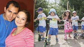 Paterčata oslavila 6. narozeniny a prozradili, co je čeká příští rok