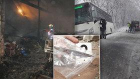 Maruška (†22), kterou zabil nevlastní bratr (16): Prokletí spolužáci - Dominik uhořel, Adam zemřel při nehodě autobusu