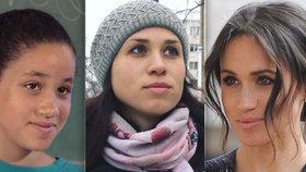 V Rusku vyfotili dvojnici vévodkyně Meghan! Chceme testy DNA, píšou fanoušci