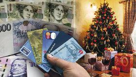 Od vánočního stromku do dluhové pasti. Problémy se splátkami řešte hned, radí odborník