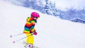 Jak vybrat správně lyže