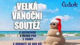 Soutěž Blesk.cz vám vyřeší Vánoce: Vyhrajte dárky pro celou rodinu! Hlavní cenou zájezd za 50 tisíc