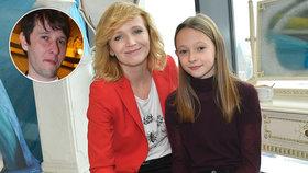 Geislerová vyvedla krásnou dceru: Je kopií svého táty Janáčka!