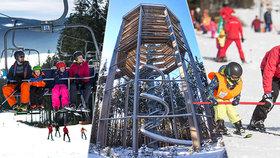 Lipno láká na spoustu novinek: Skicrossová dráha, tunel i restaurace s vyhlídkou