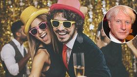 Alkohol je poťouchlý průvodce! Ladislav Špaček radí, jak vánoční večírek přežít bez ostudy