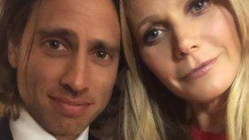 Gwyneth Paltrow tři měsíce po svatbě nebydlí s manželem