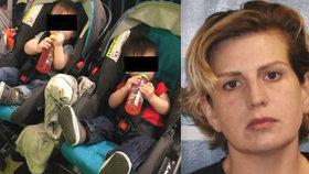 Ženu vyhodili z centra pro opuštěné ženy: V motelu pak utopila svoje dvojčátka