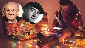 Nejlepší knížky pod stromeček! O Kristiánovi, od Šípa i mistrů detektivek