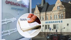Pacienti s otravou krve z nemocnice ve Frýdlantu: Odškodné až stovky tisíc!