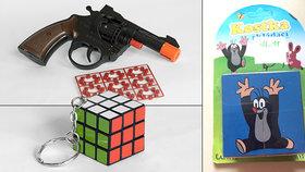 Šokující zjištění! Koupili jste tyhle hračky? Jako by si děti hrály s popílkem ze spalovny!