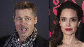 Špína při rozvodu Jolie a Pitta: Angelina řekla něco hrozného synovi!