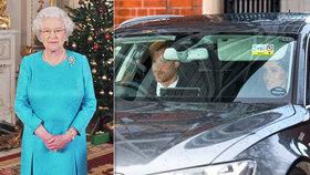 Vánoční usmíření u dvora? Královna si pozvala Meghan i Kate
