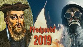 Nostradamus: Jaká proroctví nám zanechal nejslavnější věštec pro rok 2019? Budou vám vstávat vlasy hrůzou!