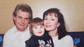 Vánoce Ivany Zemanové: O vytouženém dárku, nové tradici i záskoku ochranky