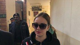 Tereza obviněná z pašování: Do Pákistánu jsem jela studovat islám!
