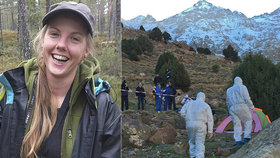 Opuštěný stan, pak rozřezaná těla: Francouzka popsala okamžik, kdy našla těla zavražděných Skandinávek