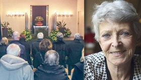Rok od smrti Jany Štěpánkové (†84): Rodina mlčela 3 dny! Pohřeb ale neutajili
