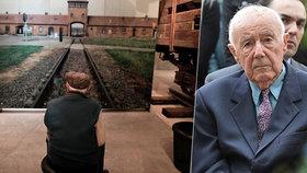 Zemřel poslední přeživší povstání ve varšavském ghettu. Kazikovi děkoval prezident