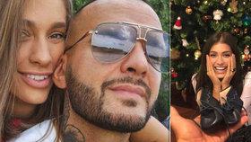Jsem s Rytmusem těhotná, oznámila Jasmina Alagič: Příští Vánoce už budeme tři!