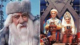 Pohádka Mrazík: Pobavte se vtipnými hláškami i příhodami z natáčení. Víme, co zvláštního se tehdy stalo!