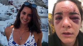 Krásnou Andreu (27) brutálně znásilnil cizinec: Málem mě ubil k smrti, dělala jsem mrtvou, říká