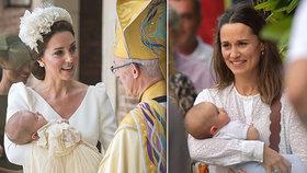 Neskutečná podoba: Syn Pippy vypadá jako dvojče malého prince!
