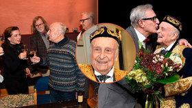 Stanislav Zindulka naposledy na jevišti: Smutné loučení na Silvestra