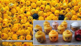 Pediatři spolkli hlavičku LEGO panáčka. Za jak dlouho a v jakém stavu vyšla ven?