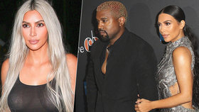 Kim Kardashian bude mít čtvrté dítě, které jí odnosí náhradní matka