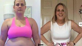Fitness hodinky jí pomohly zhubnout o 34 kilo. Nikdy to nevzdávejte, říká