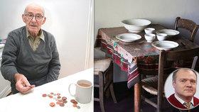 Odborník radí, jak přežít s pár korunami! Na finančním dně žije až 950 tisíc Čechů