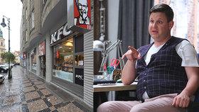 Novotný z Krejzových o incidentu ve fastfoodu: Nenechám se vychovávat od prodavačky!