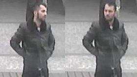 Zloděj v Holešovicích utekl s nazutými kradenými botami. Hledá ho policie