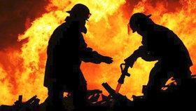 Tragický víkend na severu Moravy: Oheň vzal život třem lidem