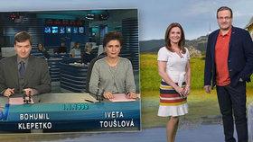Iveta Toušlová slaví 20 let na obrazovce: Změnila partnera i účes!