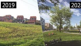 V Černovicích vznikne nová čtvrť s 1900 byty! Místní se bouří a nikdo neví, co s dopravou