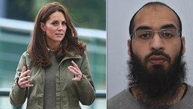 Islámský stát chtěl zavraždit vévodkyni Kate! Plánovali jí otrávit jídlo