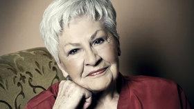 Kamila Moučková slaví 92: Na narozeniny ji pustili z nemocnice