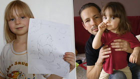 Slíbil jsem, že ji doprovodím, až půjde do školy: Pavel Burda vzpomíná na hledané dcery (7 a 10)