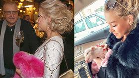 To je prase! Růžová princezna Dominika Myslivcová rozvášnila fanoušky